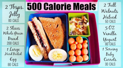 500 Calorie Diet Plan | Diet Plans & Weight Loss - Natural ...