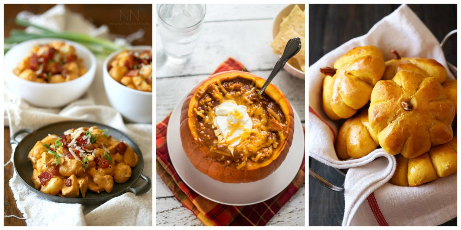 55 Best Pumpkin Recipes - Easy Dinner Recipes for Cooking ...