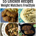 55 Top Weight Watchers FreeStyle Chicken Recipes