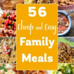 56 Cheap And Easy Family Meals | Menu Planning | Quinoa …