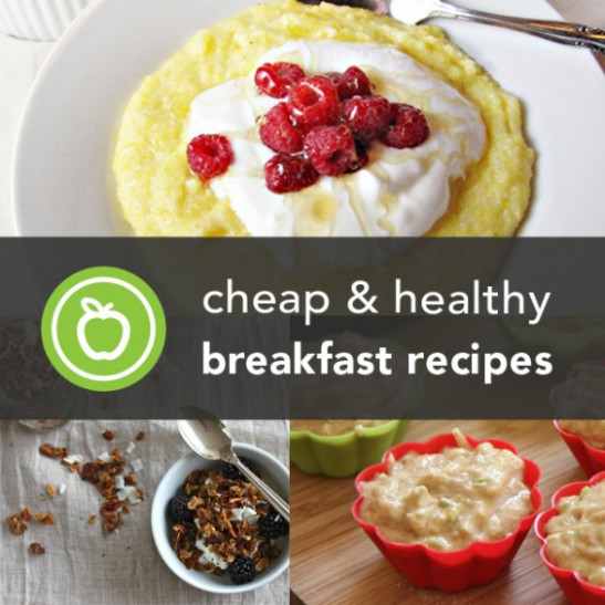 56 Cheap and Healthy Breakfast Recipes | Greatist