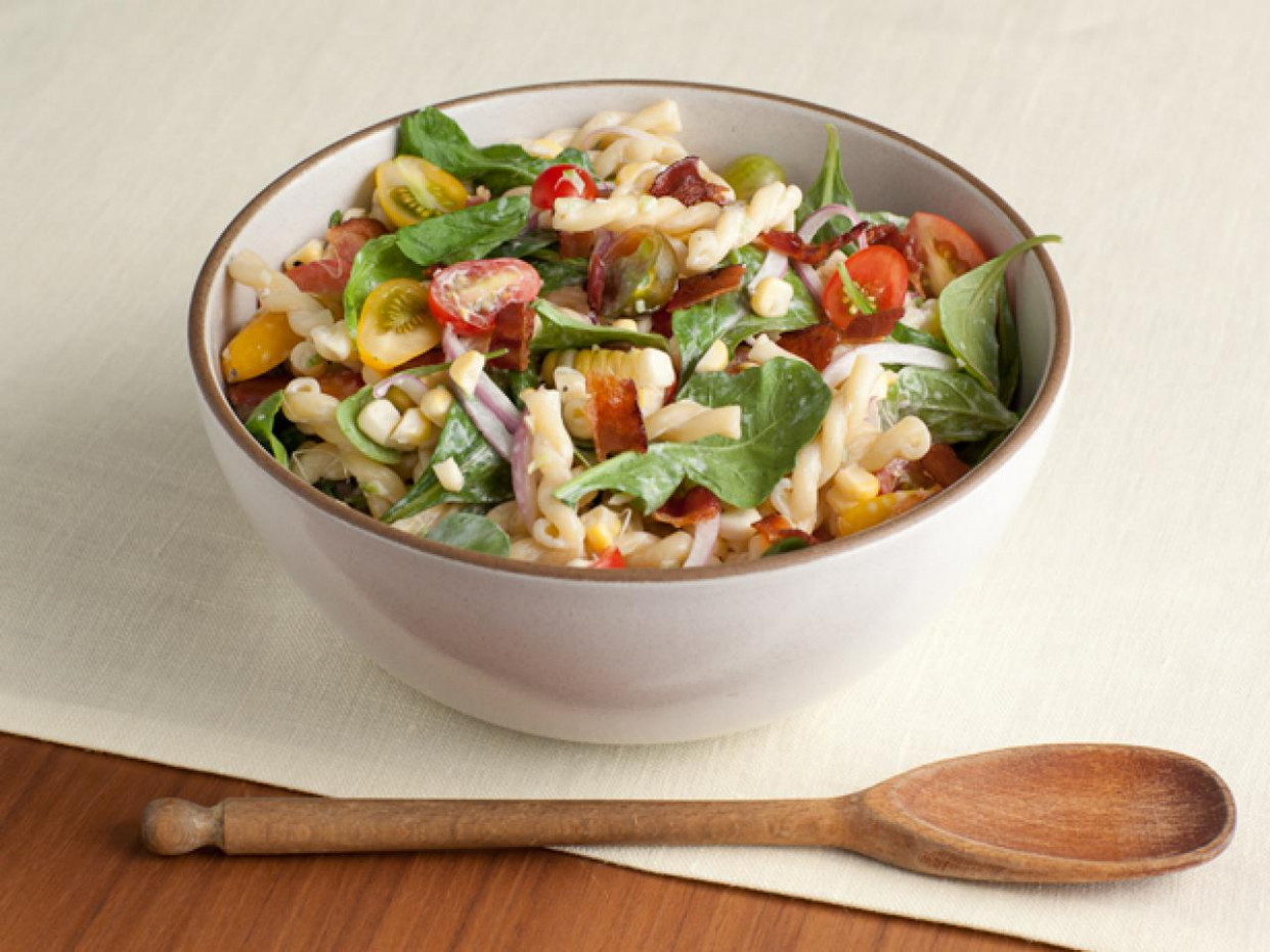 6 Healthy Pasta Salads to Save Your Waistline | Food ...