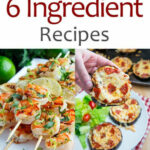 6 Ingredient Recipes (Closet Cooking) | Recipes To Try …