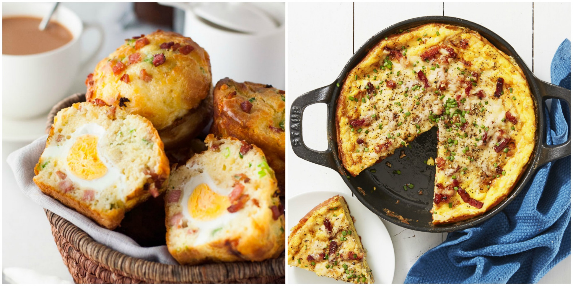 60 Easy Egg Recipes - Ways to Cook Eggs for Breakfast
