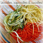 61 Best Images About Zoodle Recipes On Pinterest …