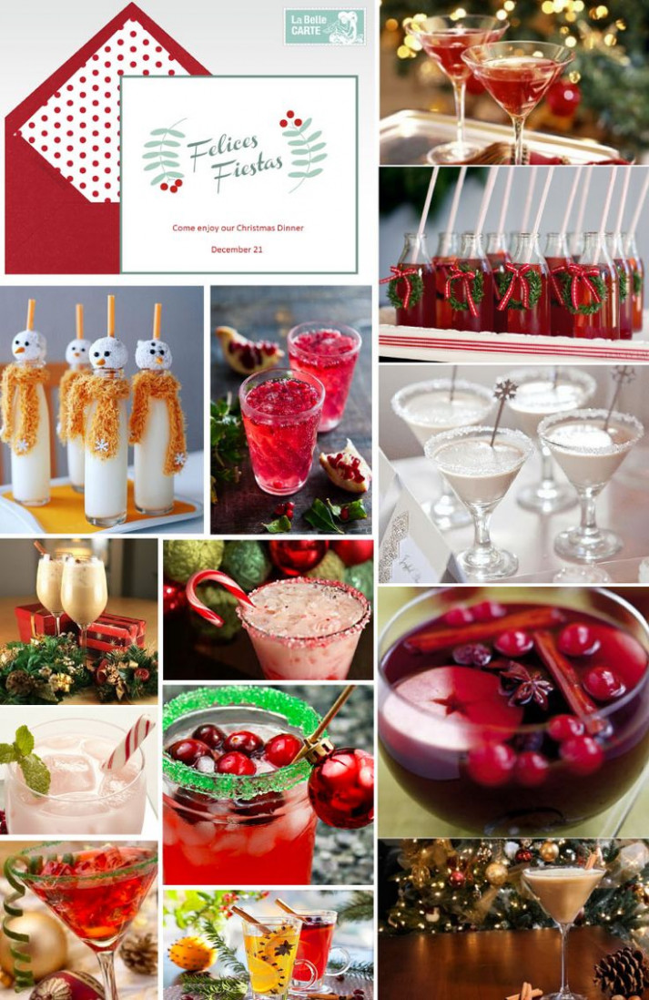 65 best Christmas Dinner Party Decorations images on Pinterest