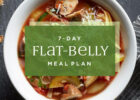 7-Day Flat-Belly Meal Plan - EatingWell