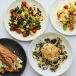 7 Easy Dinner Recipes From A 12 Ingredient Grocery List | SELF