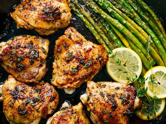 7 Easy High-Protein, Low-Carb Dinners | SELF