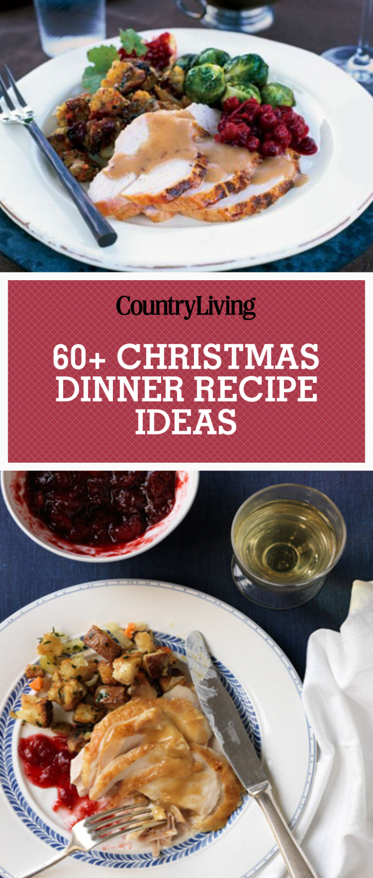 70+ Easy Christmas Dinner Ideas - Best Holiday Meal Recipes