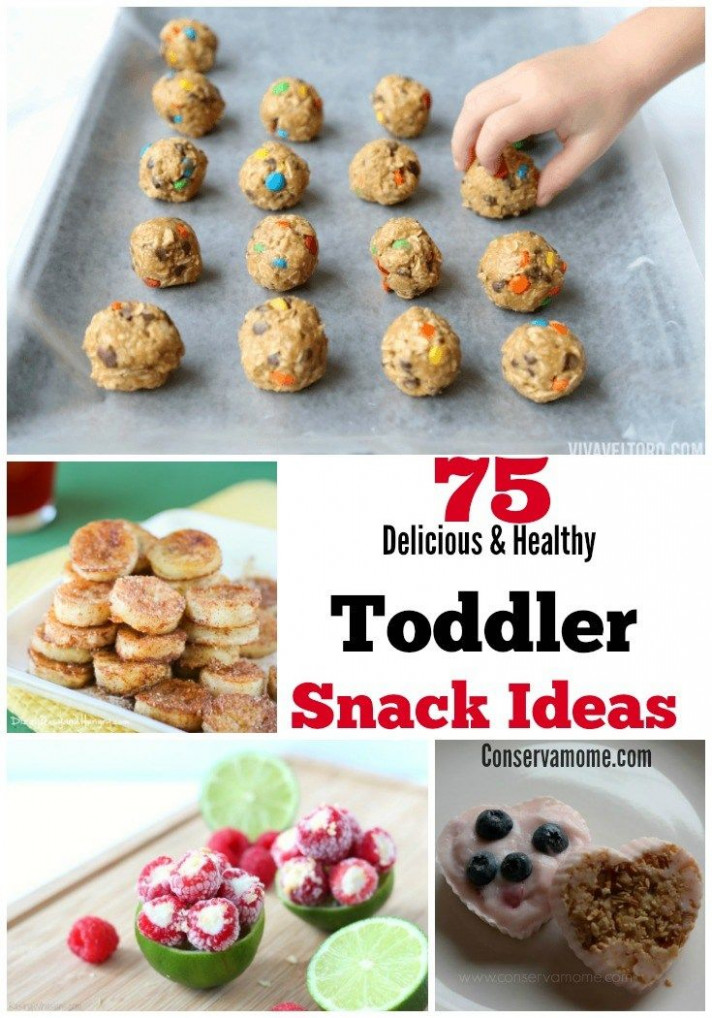 75 Delicious & HealthToddler Snack Ideas | Family Friendly ...