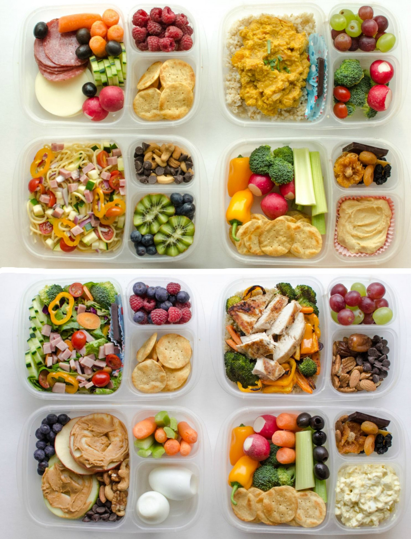 8 Adult Lunch Box Ideas | Smoothie Recipes | Healthy Snacks …