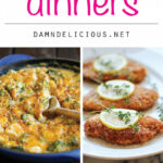 8 Best Family Friendly Weeknight Dinners – Damn Delicious