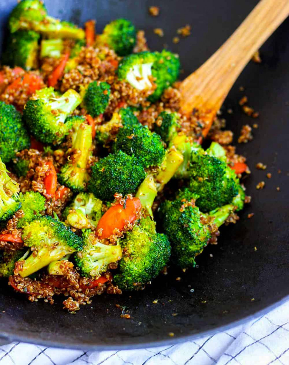 8 Best Vegan Quinoa Recipes - Healthier Steps