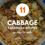 8 Cabbage Casserole Recipes That Are So Easy To Make | Yuri …