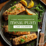 8 Day Mediterranean Meal Plan: 8,8 Calories | EatingWell