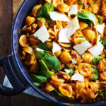 8 Delicious, High Protein Pasta Dinners Under 8 Calories