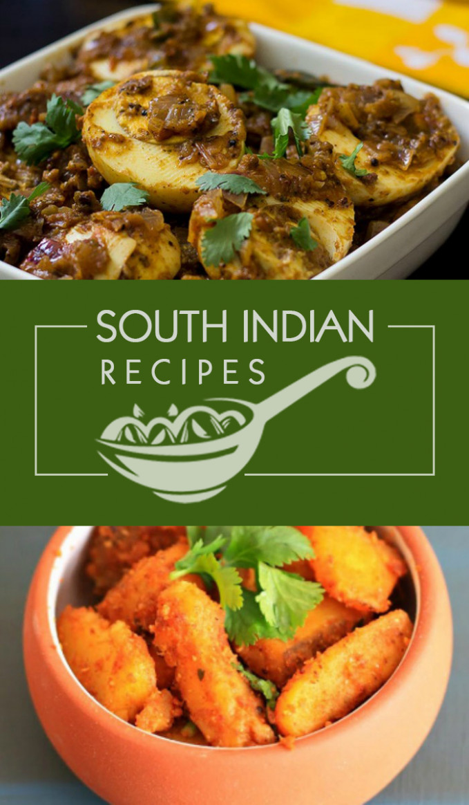 8 Popular South Indian Recipes