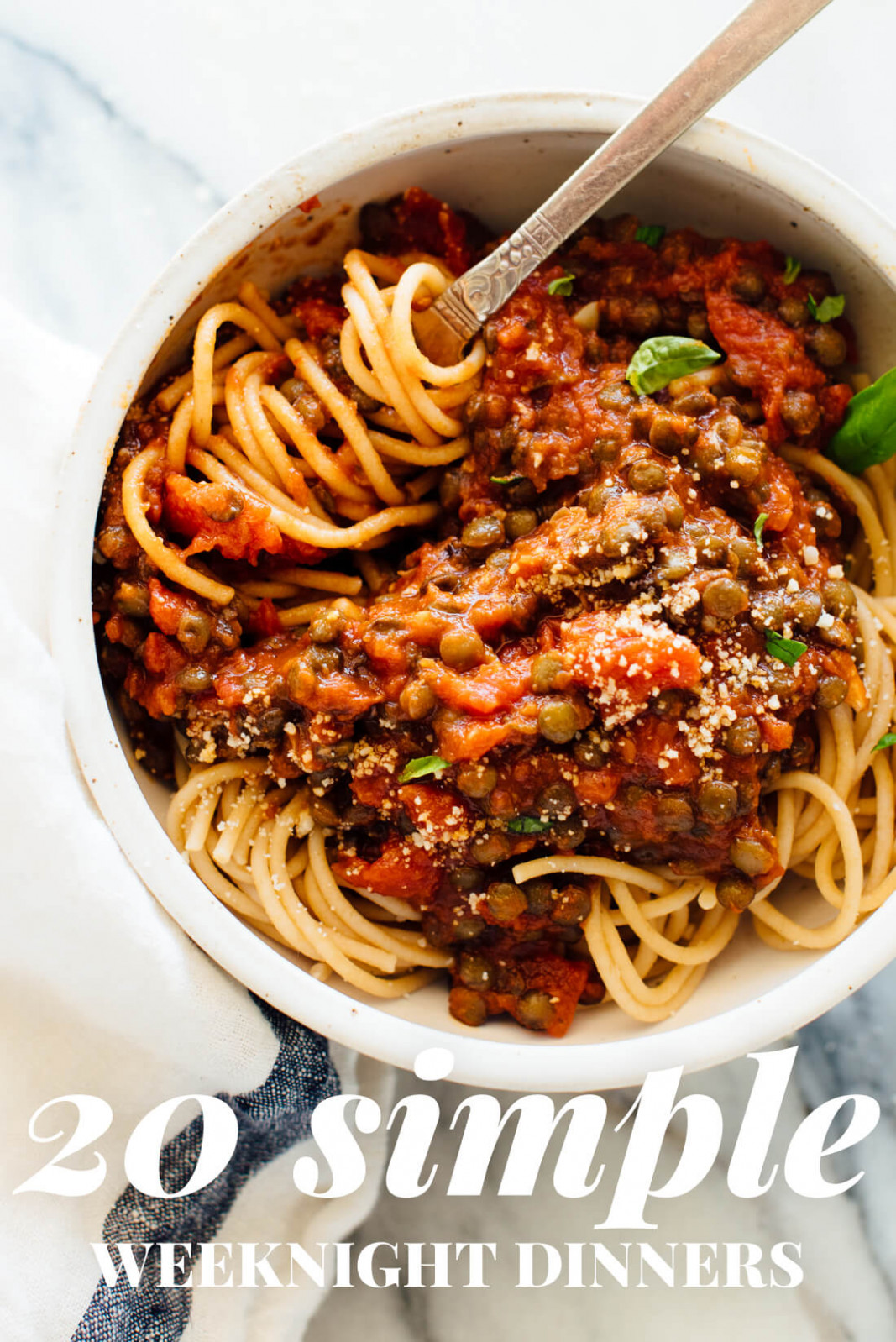 8 Simple Vegetarian Dinner Recipes - Cookie and Kate
