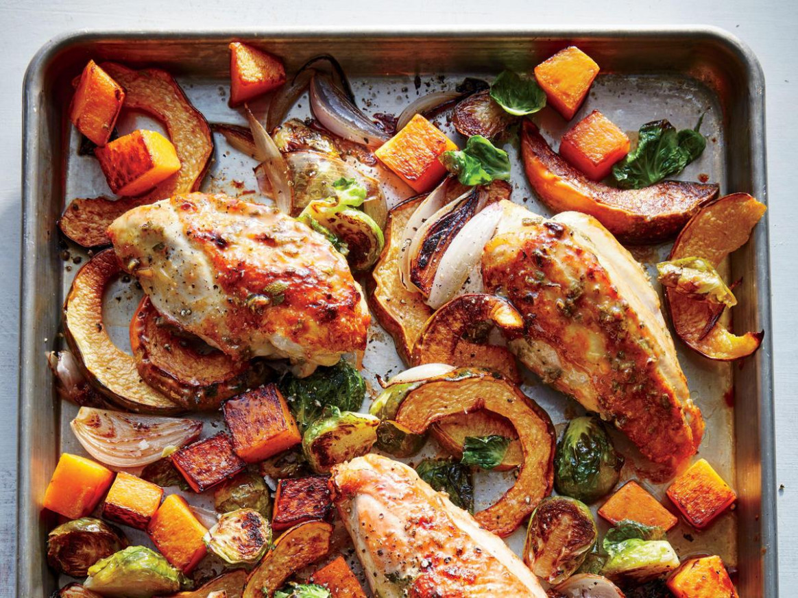 8 Speedy Sheet Pan Dinners Your Family Will Love