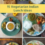 8 Vegetarian Indian Lunch Ideas | Indian Recipes | Lunch …