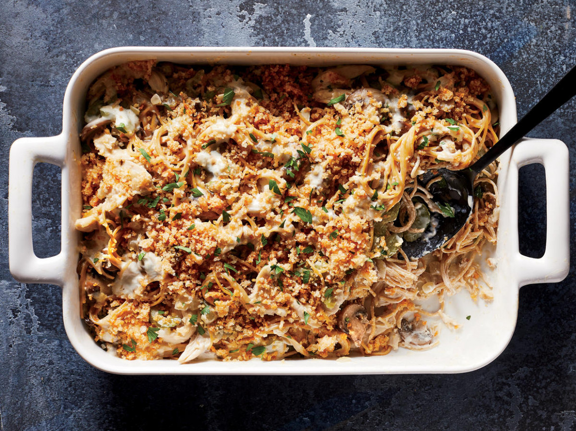 82 Healthy Casserole Recipes - Cooking Light