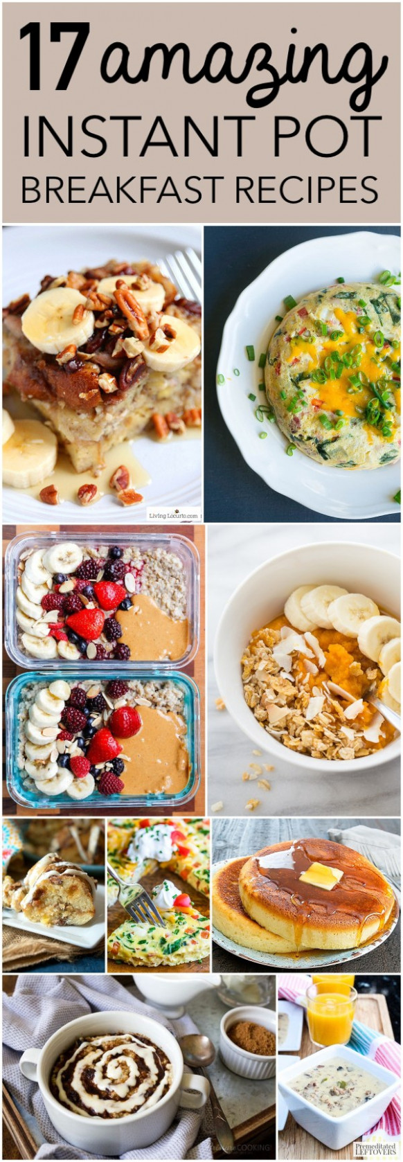 9 Awesome Breakfasts to Make in Your Instant Pot - Six ...