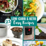 9 Best Low Carb Keto Instant Pot Recipes — Sweet AND Savoury!!!