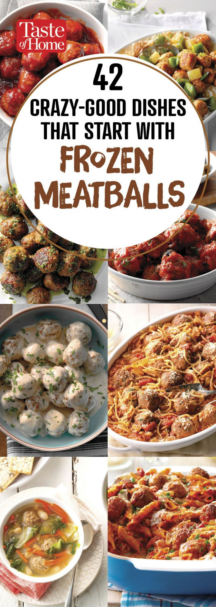 dinner-recipes-with-frozen-meatballs