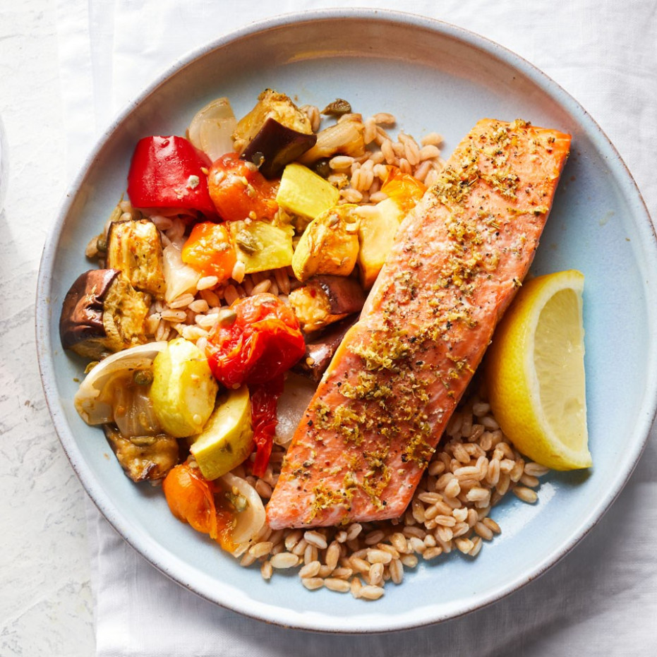 9-Day DASH Diet Menu | EatingWell