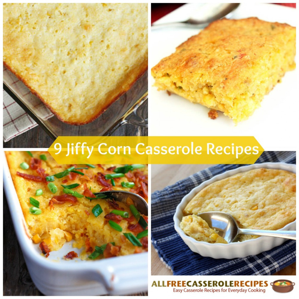 9 Jiffy Corn Casserole Recipes: Our Best Casserole Recipes ...