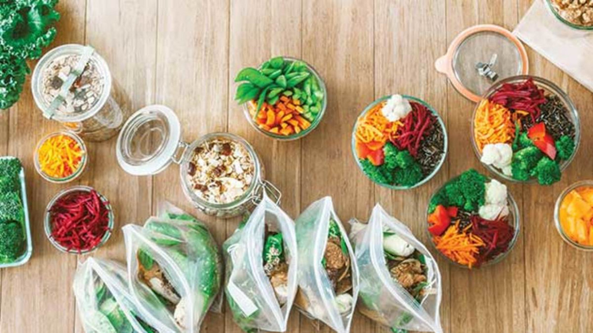 9 Meal-Prep Tips | Easy Meal-Prep Tips - Clean Eating Magazine