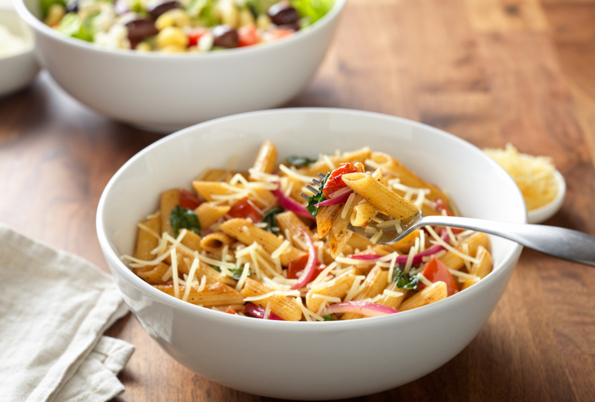 9 pasta fresca from the healthiest and unhealthiest menu