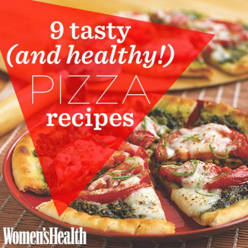 9 Tasty (and Healthy!) Pizza Recipes | Health magazine ...