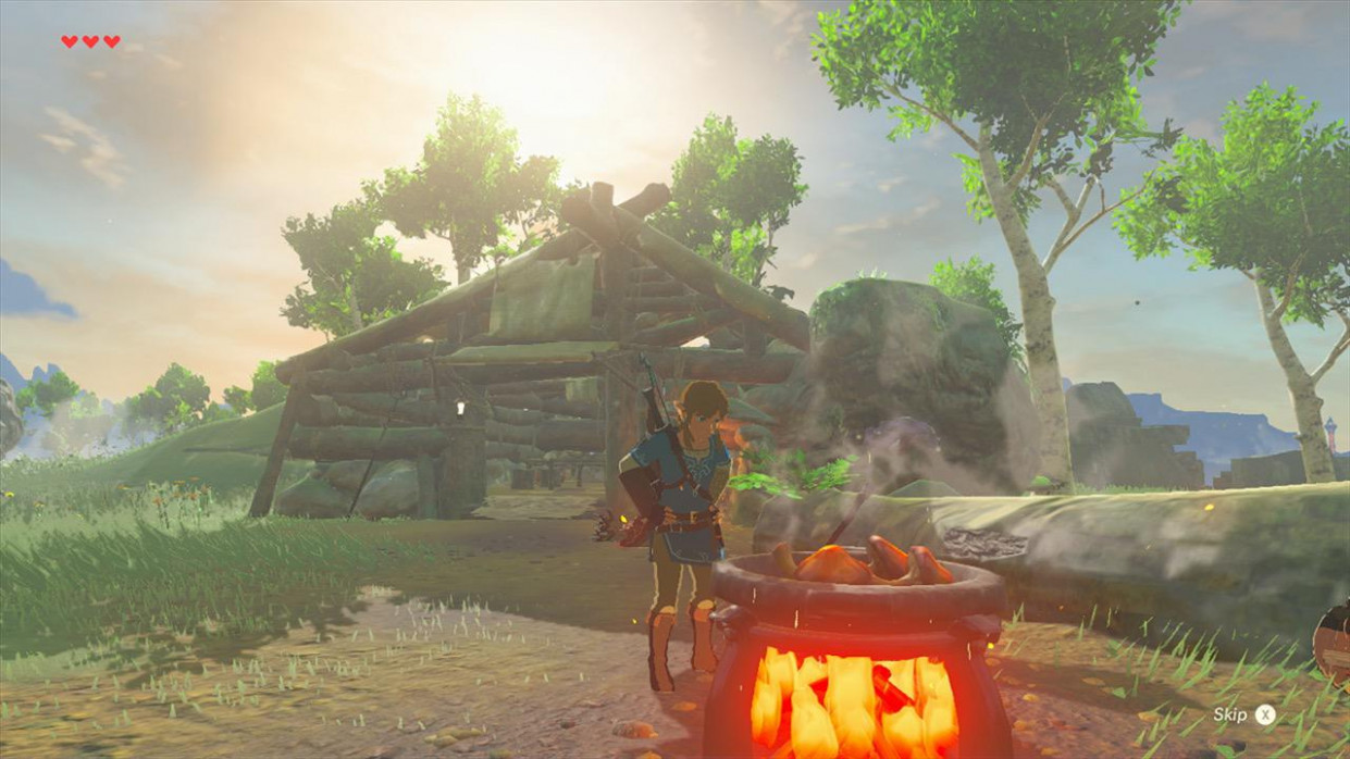 A Good List Of Zelda: Breath Of The Wild Recipes | Kotaku ...