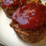 A Healthy Makeover: Meatloaf Muffins