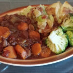 A World Of Slimming Recipes: Beef And Red Wine Casserole