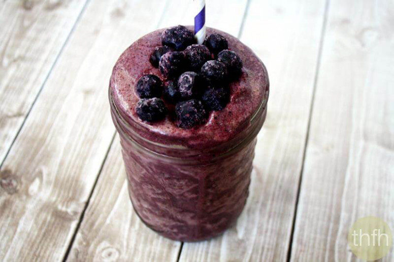 Acai Berry and Banana Immunity Smoothie | The Healthy ...