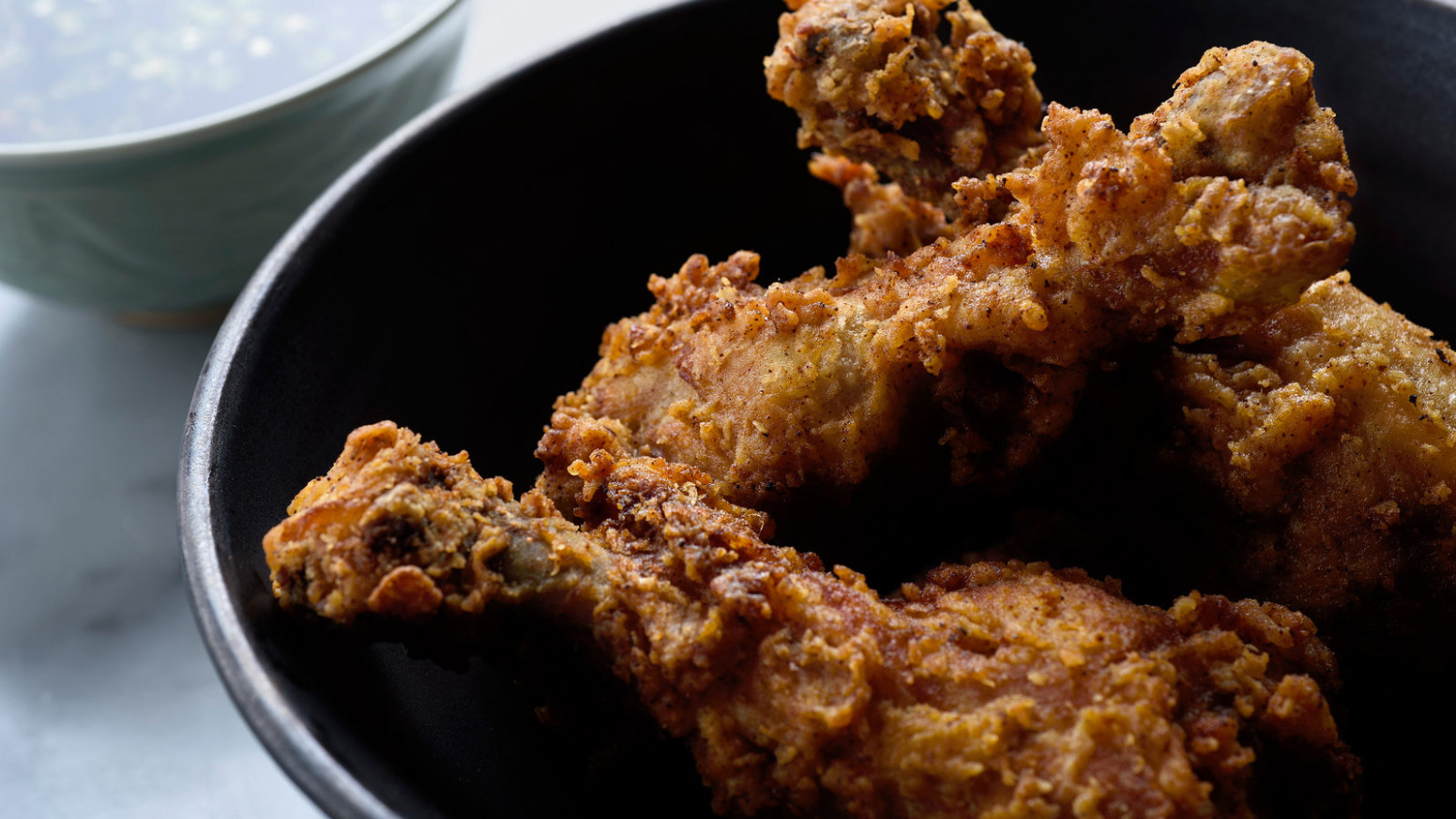 Adobo-Fried Chicken Recipe - NYT Cooking