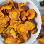 Air Fryer Sweet Potato Chips Recipe – Cooking Light