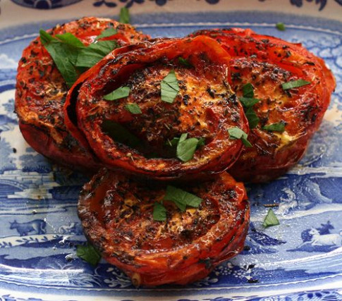 Air Grilled Tomatoes | Recipe | Actifry | Air fryer ...
