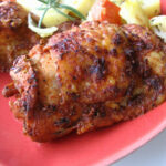 Almost Turkish Recipes: Chicken In A Bag (Fırın Torbasında …