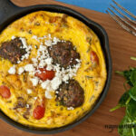 An Easy Baked Omelette Recipe | My Man's Belly
