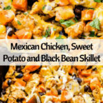 An Easy Dinner All Made In One Skillet  Mexican Chicken …
