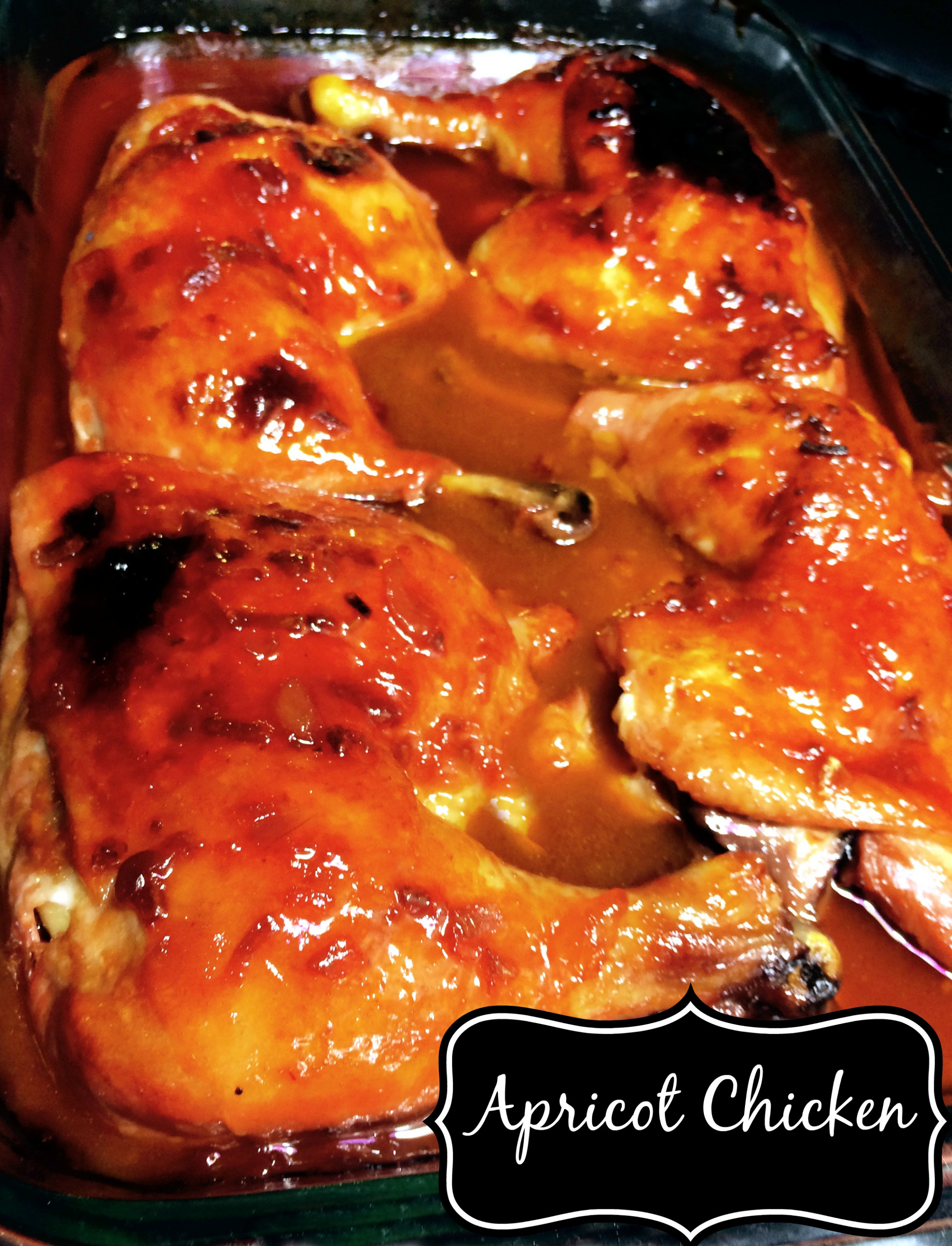 Apricot Chicken - Aunt Bee's Recipes