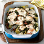 Artichoke Spinach Casserole Recipe | Taste Of Home