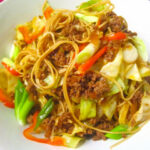 Asian Inspired Fiery Lamb With Egg Noodles And Vegetables @ Home By Hans Susser
