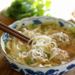 Asian Meatball Noodle Soup   Tasty Ever After   Quick And …
