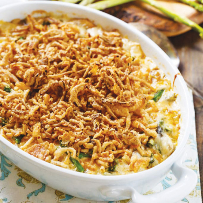 Asparagus Casserole | The Times Weekly | Community ...