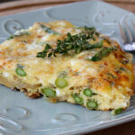 Asparagus Frittata Recipe With Smoked Paprika, Thyme …
